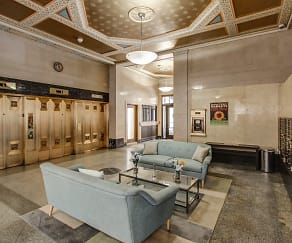 Foyer, Entryway, The Hollander Building