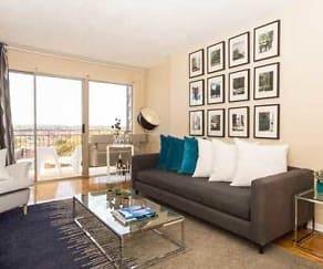 Living Room, The Vista