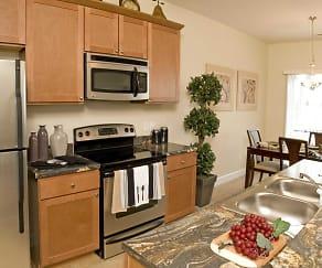 Kitchen, Long Pond Shores Townhouses & Apartments