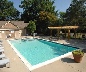 Pool, Weatherstone Luxury Townhomes North & South