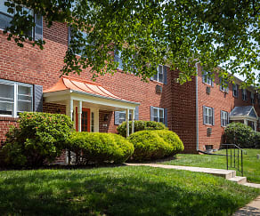 Spring Manor Apartments, Providence, PA