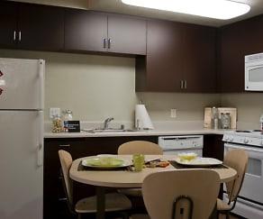 Kitchen, University Gateway