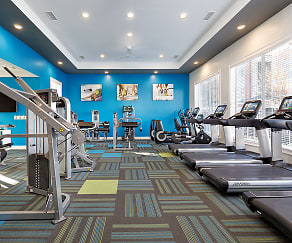 Fitness Weight Room, Bexley at Triangle Park