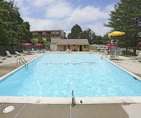 Pool, Village Of Pine Run