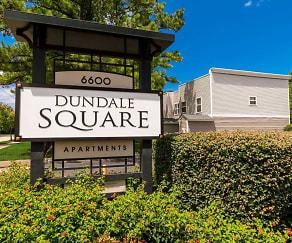 Community Signage, Dundale Square