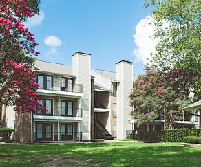Building, Peppertree Apartments