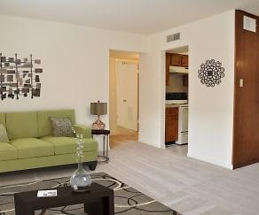 Living Room, Stratford House