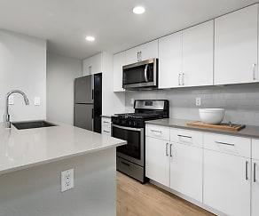 Kitchen, Avalon Commons