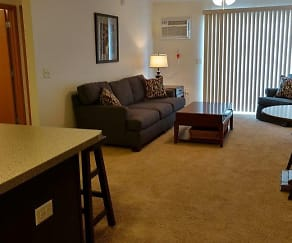 Living Room, CPM St. Cloud