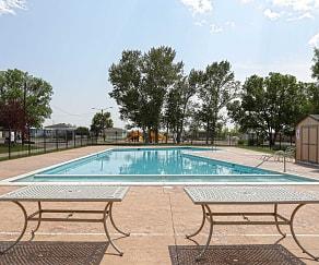 Pool, Foxridge Farm