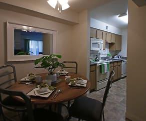 Dining Room, Rancho Mirage