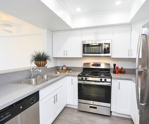 Kitchen, Kingsley Drive