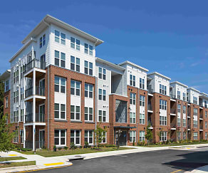 Building, Flats170 At Academy Yard