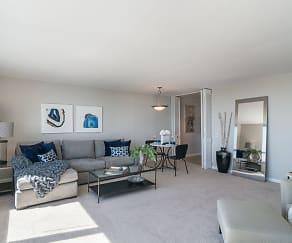 Living Room, Hawthorne House