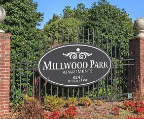 Community Signage, Millwood Park