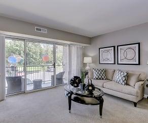 Living Room, Hampton Manor