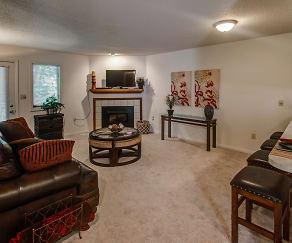 Living Room, Greenhill Apartments