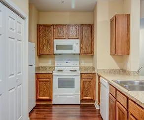 Kitchen, Legacy Senior Housing