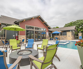 Pool, Hidden Creek Residences