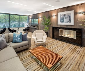 The Club Lounge at The Metro by GDC in White Plains, NY, The Metro by GDC