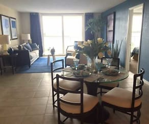 Dining Room, 2560 South Ocean