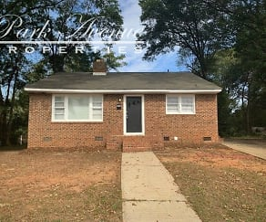200 East Page Avenue, Patterson Springs, NC