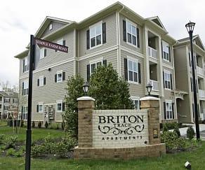Building, Briton Trace