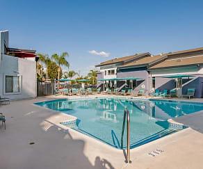 Pool, Adagio at South Coast