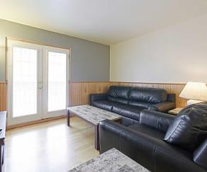 Living Room, Pfeffer Apartments