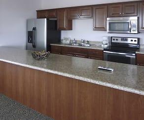 Clubhouse, Briar Ridge Apartments