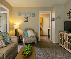 Living Room, Pinecrest Village