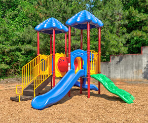 Playground, Brookwood Townhomes