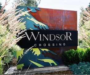 Community Signage, Windsor Crossing