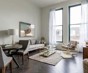 Pennsylvanian Apartments