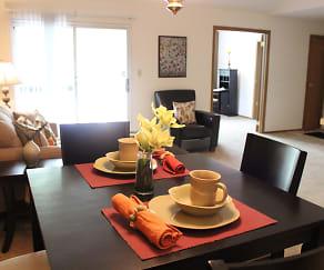 Homey Dining Room, Sugar Pines