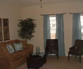 Living Room, Woodland Estates