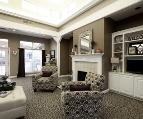 Clubhouse, Northridge Apartments