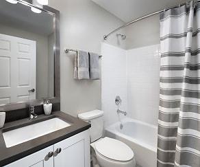 Bathroom, Avalon Commons