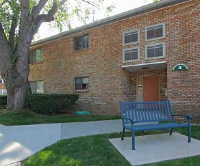 Building, Park Ridge Apartments