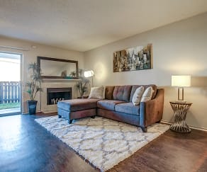 Living Room, Nova Park (FKA: Landmark at Brentwood Trace)