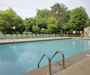 Pool, Victoria Plaza