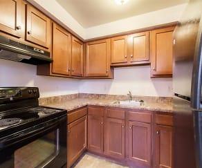 Kitchen, Dixon Manor