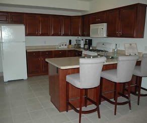 Kitchen, Taylor Ridge Apartments