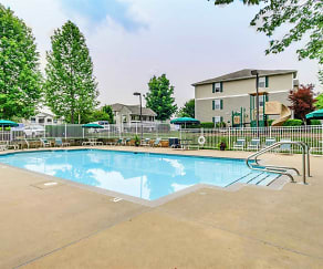 Pool, Stonegate Apartments