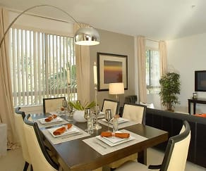 Dining Room, Avalon Studio 4121