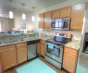 Kitchen, 229 at Lakelawn