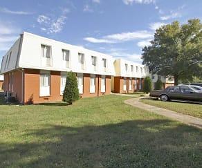 Building, Autumnwood Apartments