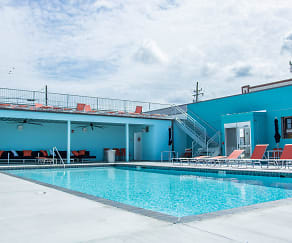 Pool, Chenman Lofts