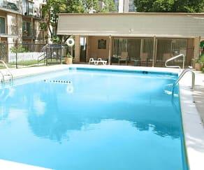 Pool, Parklane Gardens