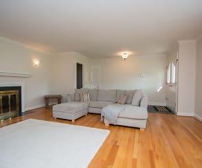 Living Room, 4704 Crofton Road